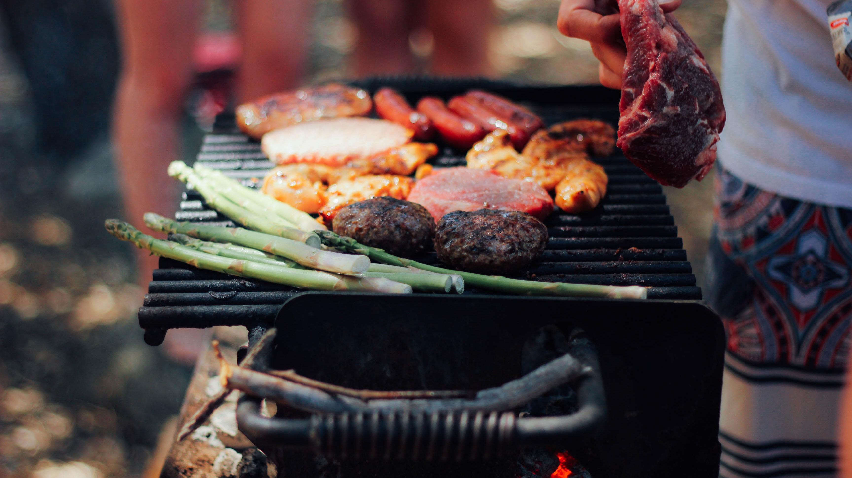 barbecue halltitude